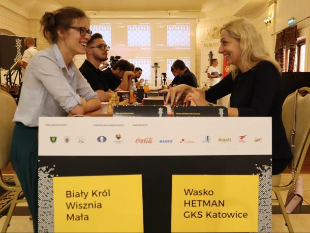 Ekstraliga - Drużynowe Mistrzostwa Polski. Biały Król Wisznia mała wraca na tarczy.