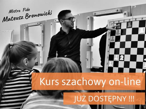 Kurs on-line: Wygrywaj swoje szachowe pojedynki